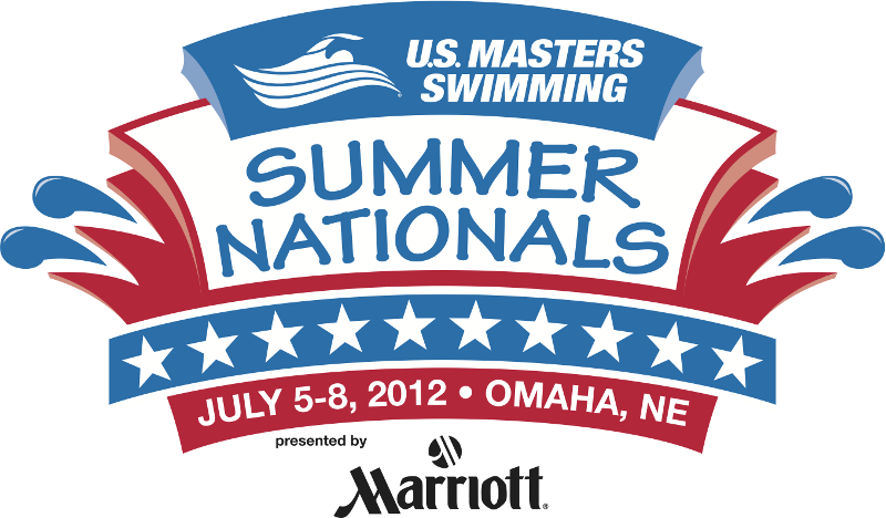 2012 USMS Summer Nationals Logo