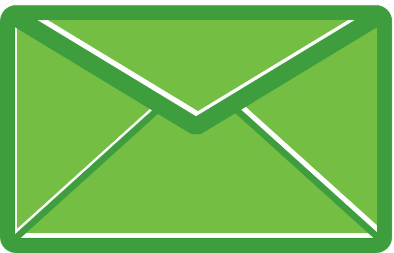 Envelope, email, newsletter, information, update