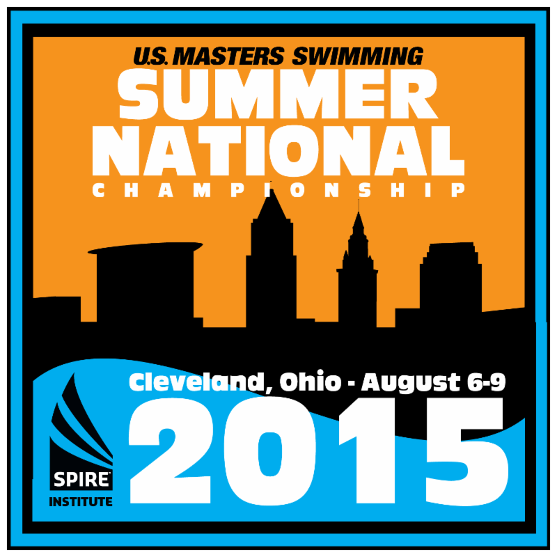 2015 Summer Nationals logo Cleveland, Ohio