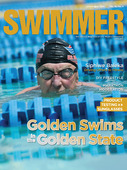 SWIMMER magazine cover SeptOct 2014