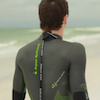 Wetsuit Pose