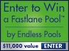 Endless Pool prize