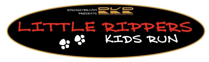 Little Rippers Kids Run Presented by Rokmaster Resources