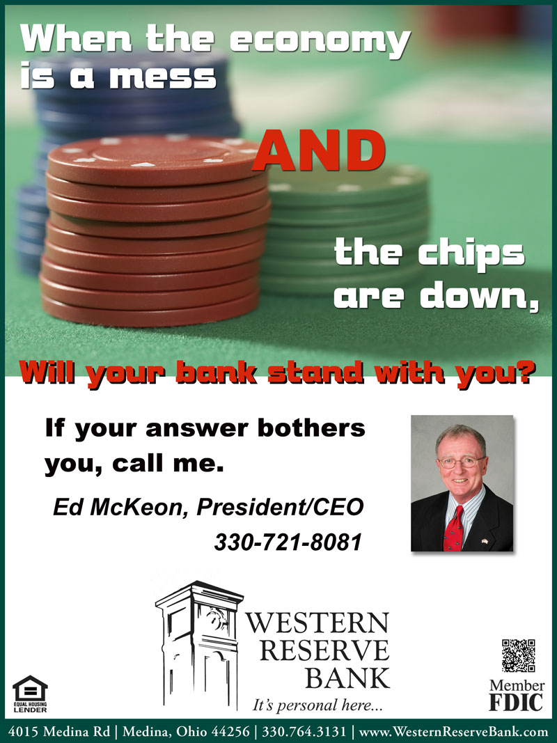 Western Reserve Bank August