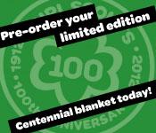 Centennial Blanket
