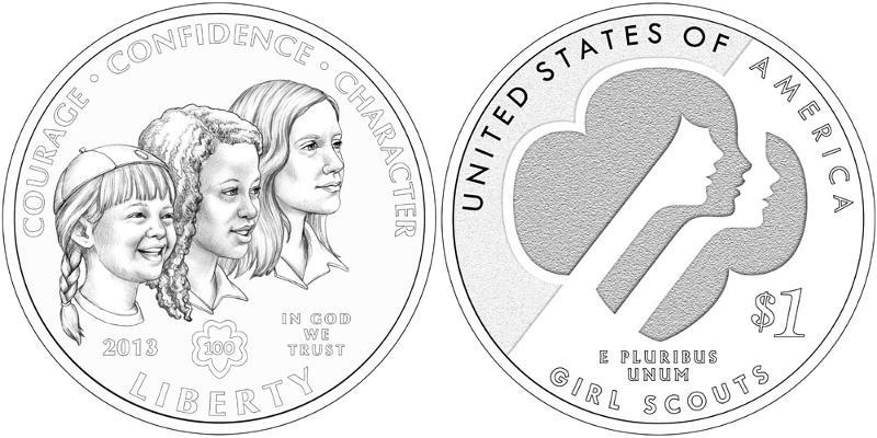 GS Silver Dollar