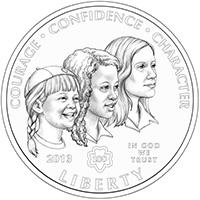 Centennial Silver Dollar