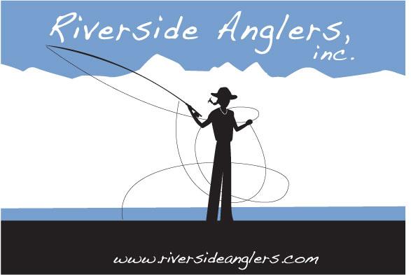 Riverside Anglers Logo