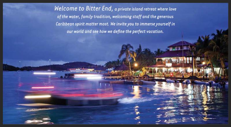 5 British Virgin Islands The Bitter End Yacht Club