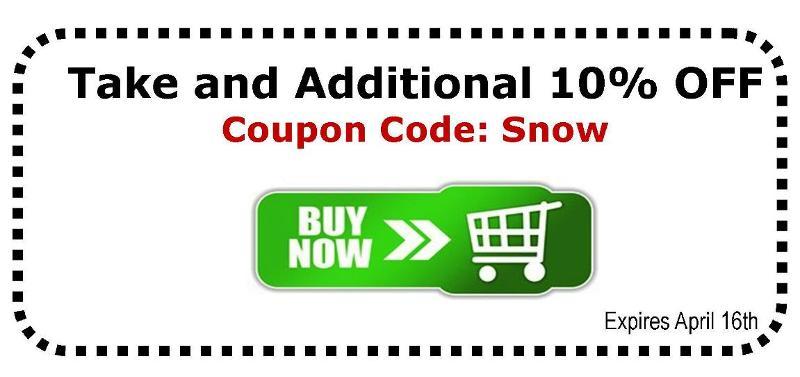 10% Off StoreYourBoard: CODE = Snow