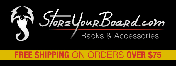 StoreYourBoard.com Free Shipping Over $75