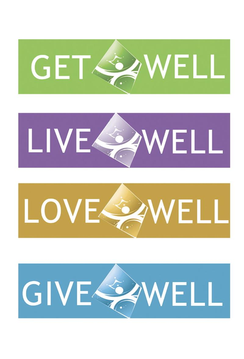 GET WELL LIVE WELL