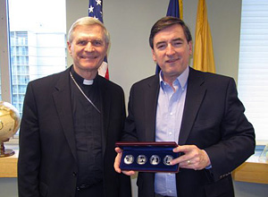 archbishop and mayor sullivan
