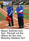 govenor and mayor