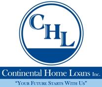 Continental Home Loans logo