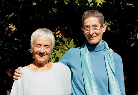 Marcia Rose and Ariya B. Baumann