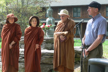 Joseph and monastics