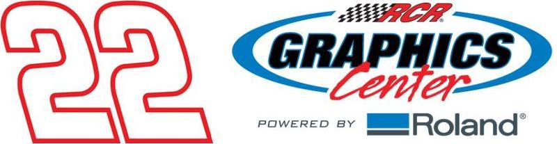 22 Truck RCR Graphics Center Logo