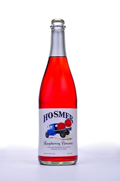 Hosmer Raspbery wine