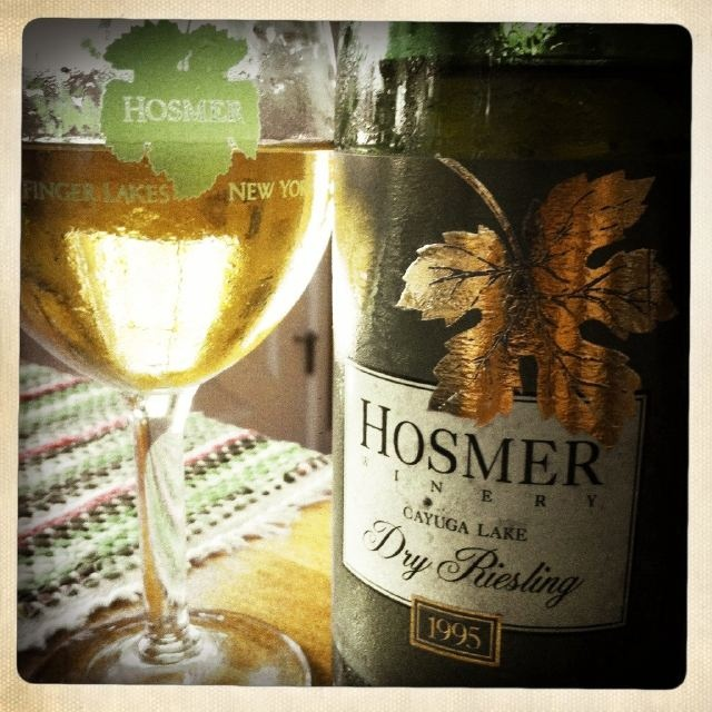 Hosmer wine