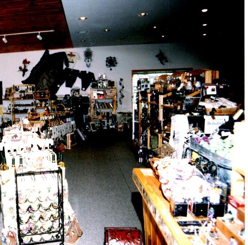 Mont. gift Shop