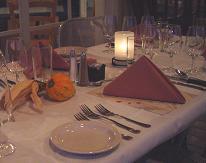 Sheldrake Dinner