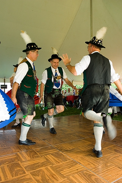 German Fest Dancers