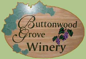 Buttonwood sign