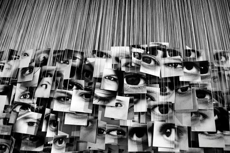 jessica de muro- eyes detail