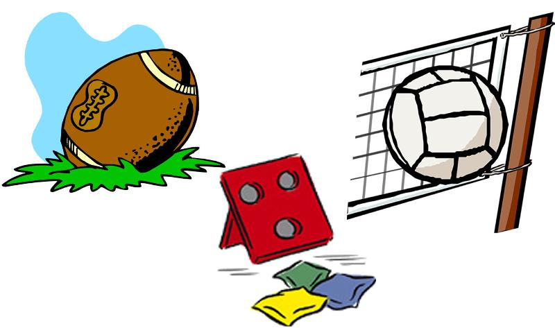Backyard Game Night For All Ages At Community Park