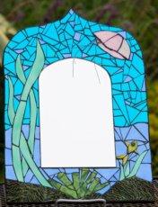 Sea life mirror