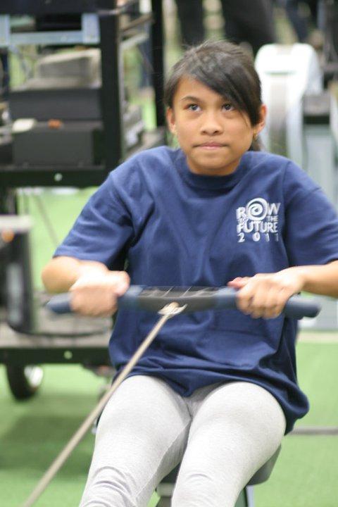 Ergomania indoor rowing contest