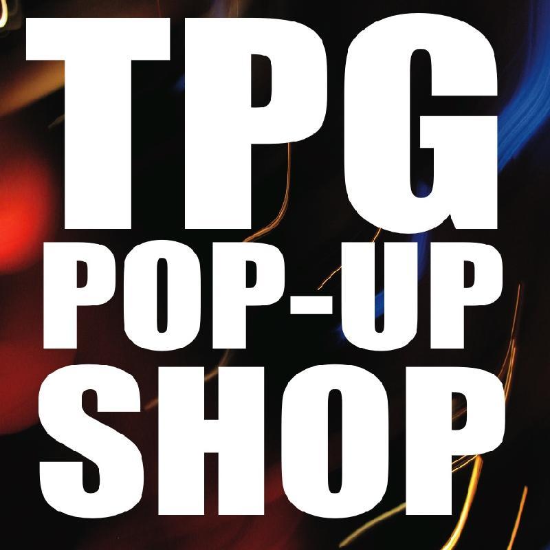 TPG POP UP SHOP
