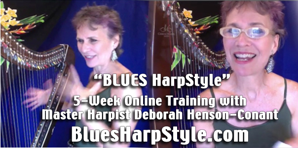 BLUES HarpStyle 5-Week Course