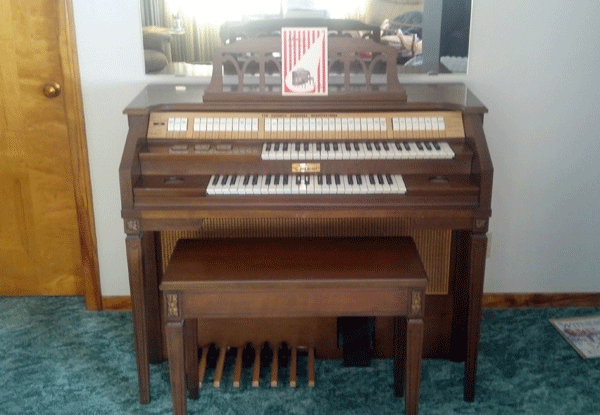Organ Available