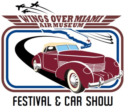 Car Show Logo for May 25