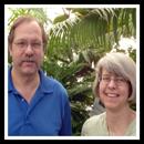 Stephen Randall and Brenda Blacklock