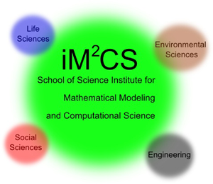 Logo: Institute for Mathematical Modeling and Computational Science