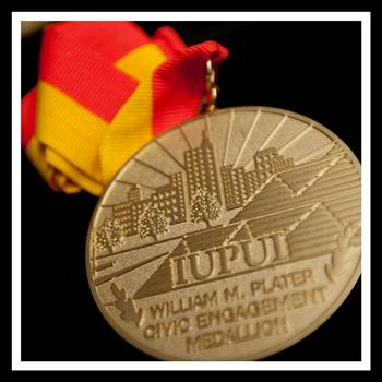 Plater Medallion