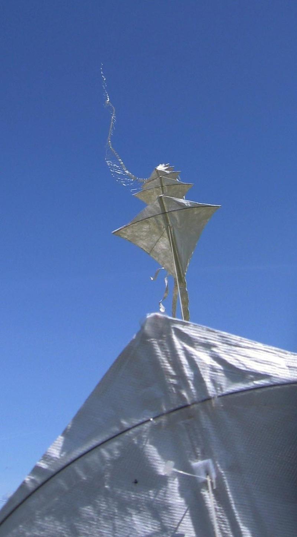 Ohashi Train kite