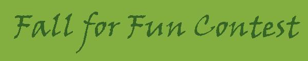 Fall for Fun