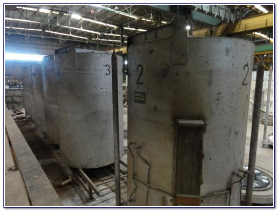 Bell Annealing Furnaces - 111809