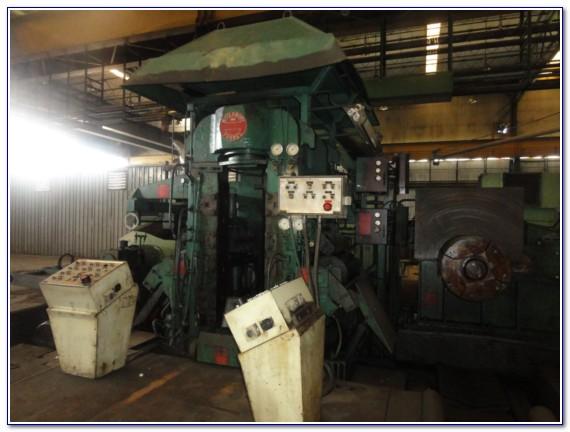 W/F 4 Hi Temper Mill - 111810