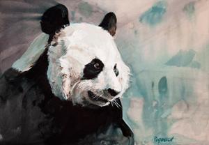 �Dale L Popovich The Great Panda