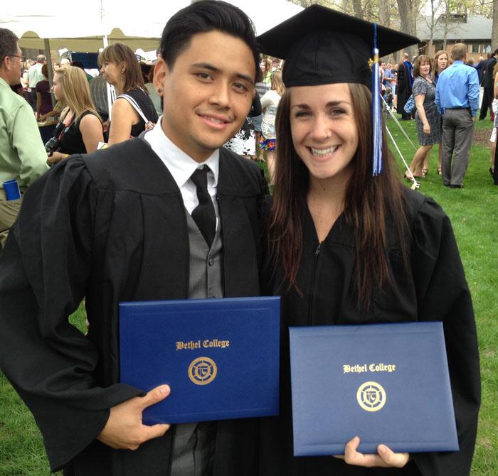 Jason & Shanaya Graduation