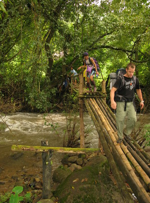 Bamboo Crossing