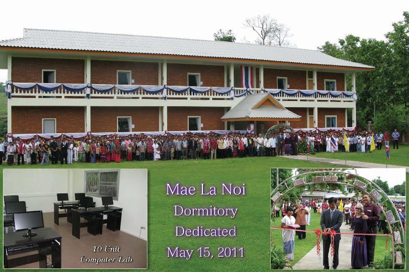 Mae La Noi Dormitory