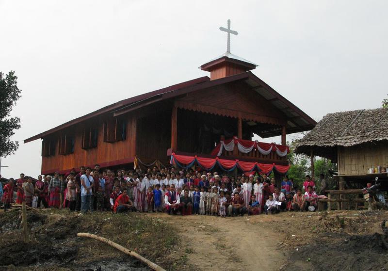 Nu Bau Church
