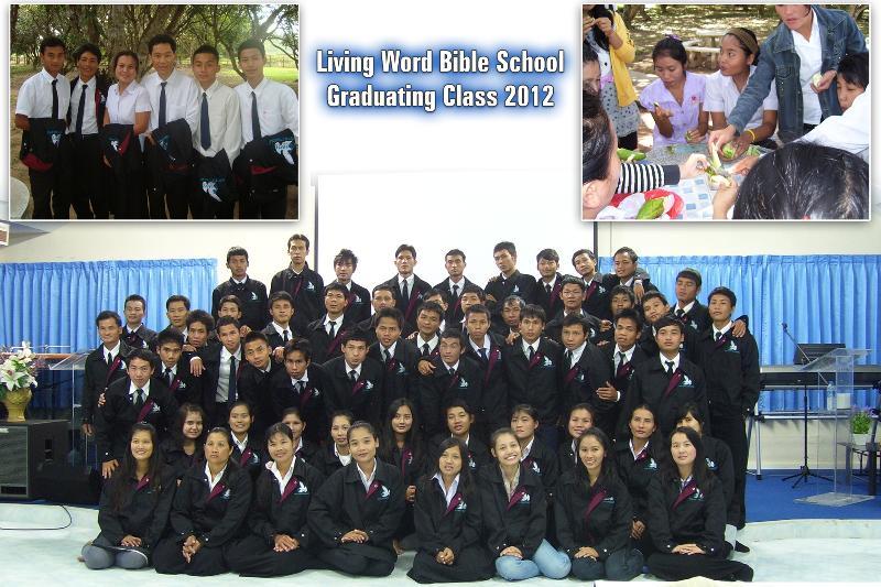 2012 Bible School Class