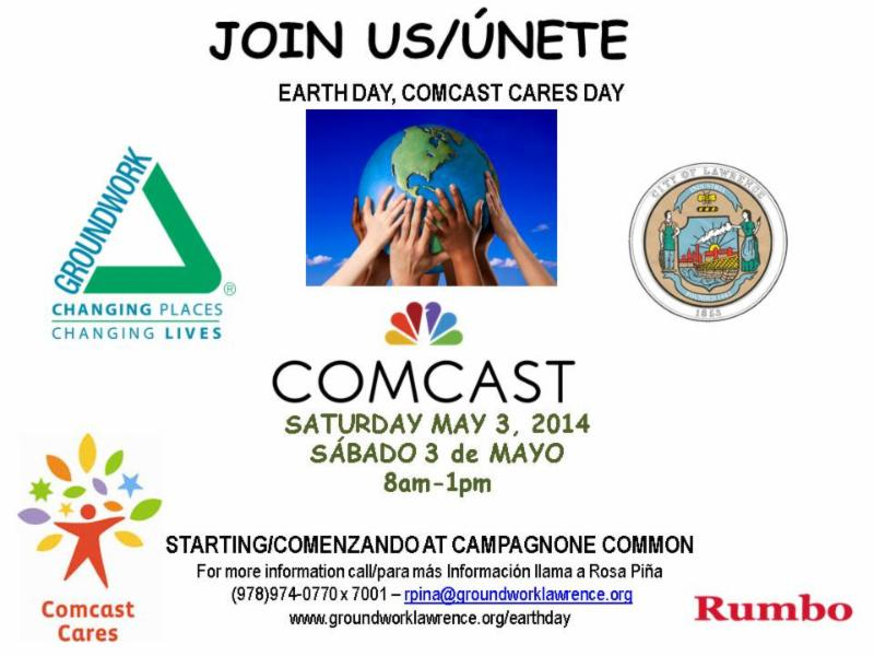 Earth Day New Date